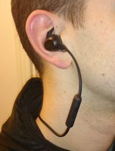 Jabra ROX wireless bluetooth headphones
