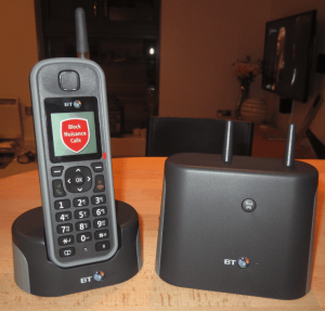 BT Elements 1K Handset and Base