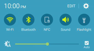 Quick Toggles & Quick Settings help speed up the UX