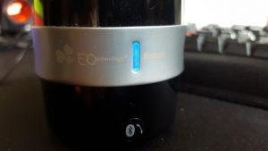 EC Technology Portable Bluetooth Speaker