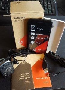 Vondafone Smart First 6