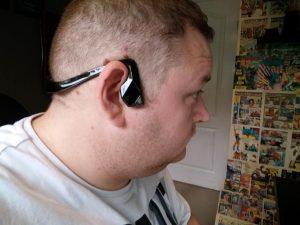 Marsboy Bone Conduction Headset