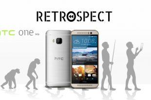 Retrospect HTC One M9