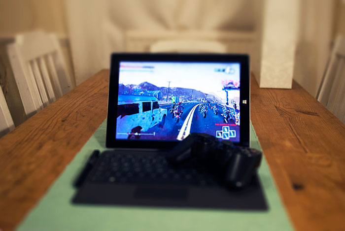 Road Redemption on the Surface 3
