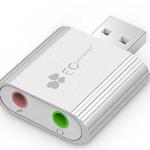 EC Technology USB Audio Adapter