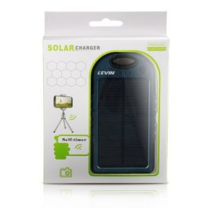 Levin Selfie Solar Charger 5000