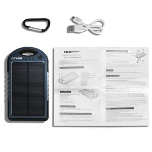 Levin Selfie Solar Charger