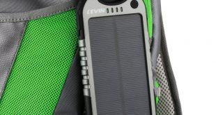Levin Selfie Solar Charger 5000