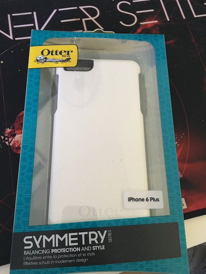 OtterBox Symmetry package