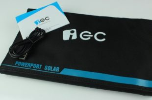 EC Technology Solar Charging Mat