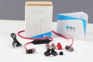 EC Technology Bluetooth Magnet Headset