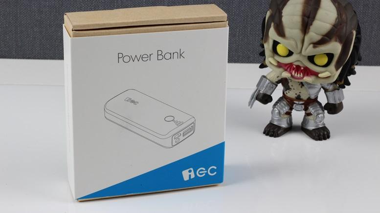 IEC Technology 5200mAh Power Bank