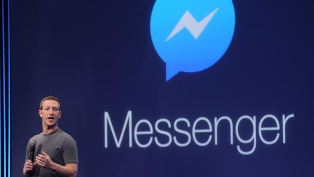Messaging-Facebook