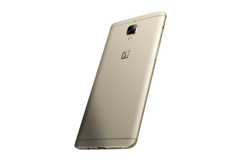OnePlus-3-Soft Gold