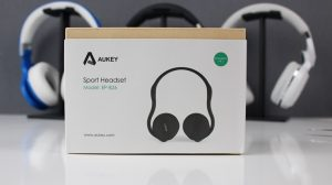 Aukey Portable HEadphones