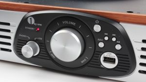1byone Stereo Turntable