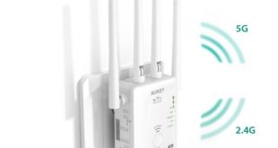 Aukey WiFi Repeater