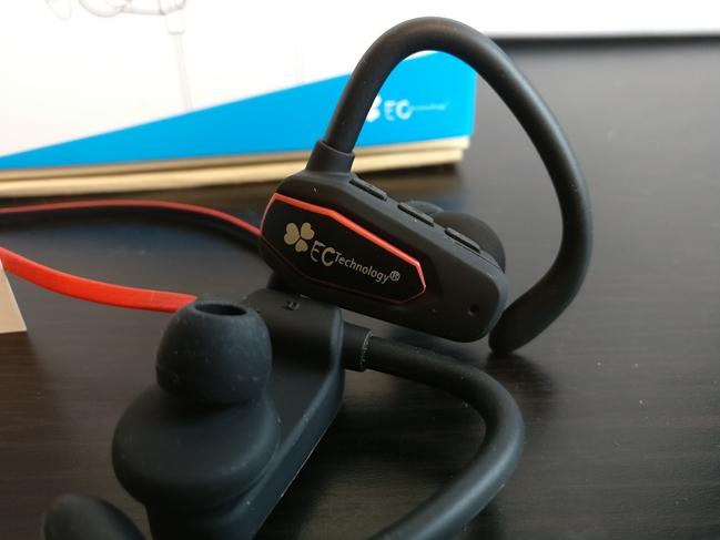 EC Technology Sports Headphones