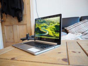 Acer chromebook R13 Review