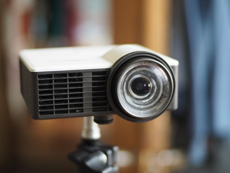 Optoma PK-301 Pico Pocket Projector Reviews and Ratings ...