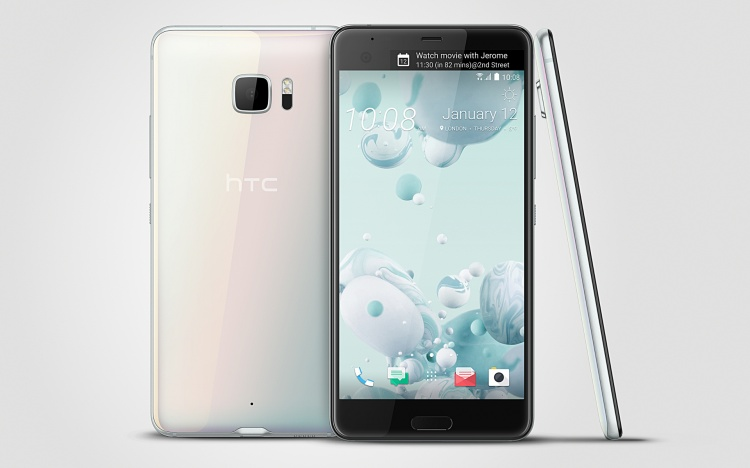 HTC U