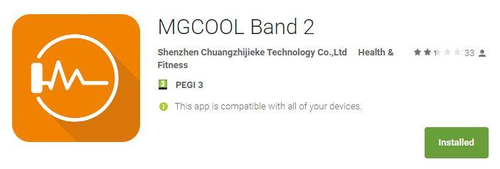 MGCool Band2