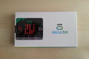 BBC micro:bit packaging