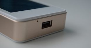 GlocalMe G2 USB Port Side Shot