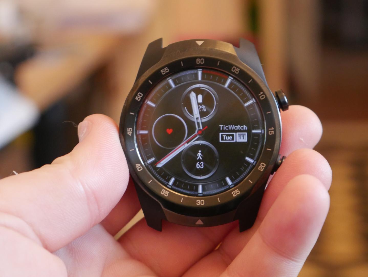 Ticwatch Pro Review A Cool Watch But Very 1st Gen Mobiletechtalk