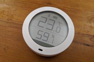 Xiaomi Smart Temperature & Humidity Sensor Review