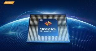 MediaTek Dimensity 720 Announcement
