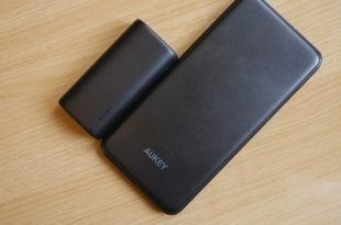 Aukey battery Review