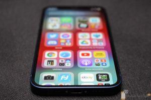 iPhone 12 Mini bottom