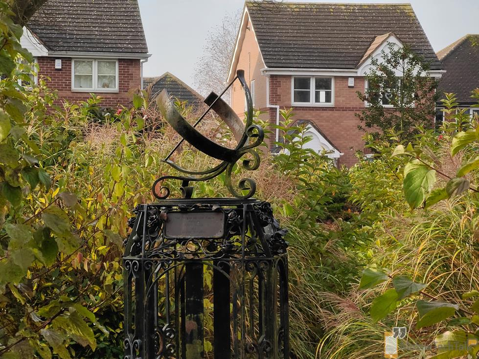 sundial photo taken on the Vivo X51 5G