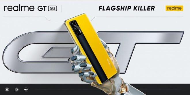 Realme Formally Announces The Realme GT Flagship for 2021
