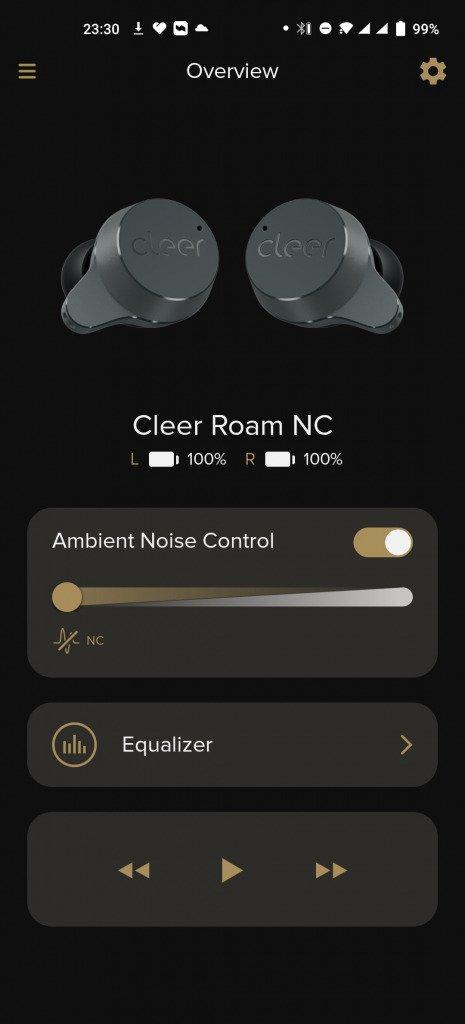 Cleer+ App